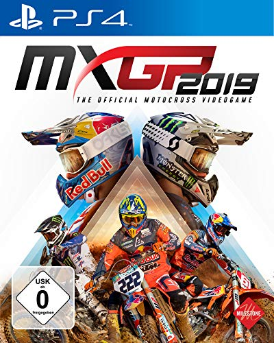 MXGP 2019 - The Official Motocross Videogame [Edizione Tedesca]