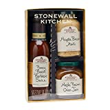 Stonewall Kitchen 3 Piece Bacon Gift Set