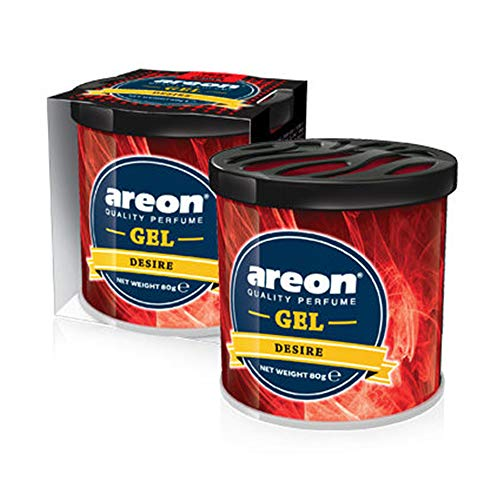 Désodorisant Areon Gel CAN Chewing-gum