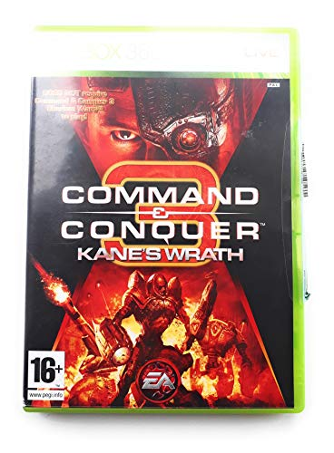 Command & Conquer: Kane's Wrath (Xbox 360) [Import UK]