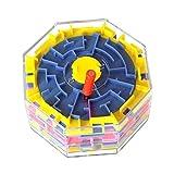 OhLt-j 3D Stereo Veränderbare Maze, Junge und Mädchen Intelligenz for 3-6 Jahre Kind Fokus Ausbildung Spielzeug