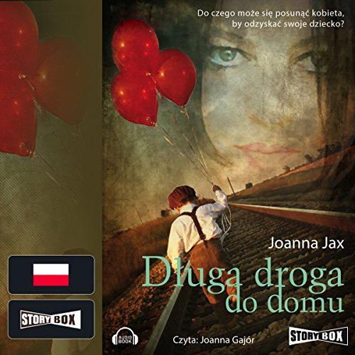 Dluga droga do domu audiobook cover art