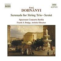 Serenade for String Trio