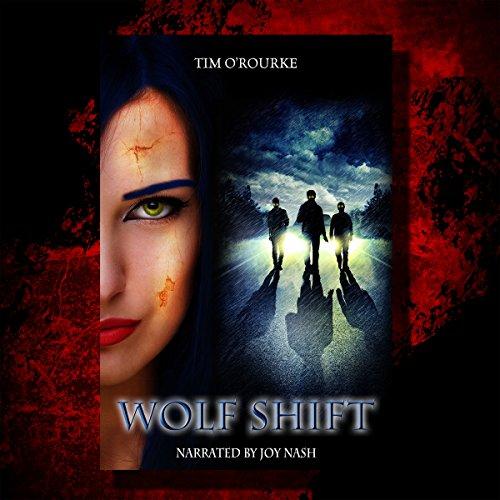 Wolf Shift: The Alternate World of Kiera Hudson audiobook cover art