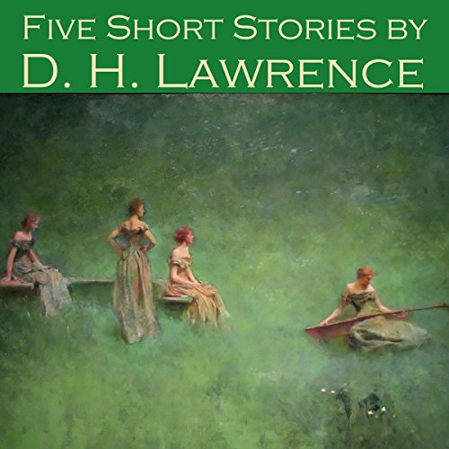 Five Short Stories by D. H. Lawrence cover art