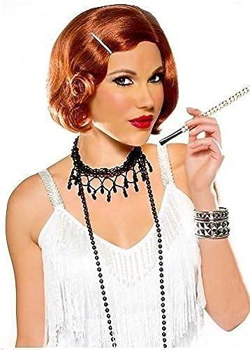 elige tu favorito Goddessey Pin Pin Pin Curl Cutie Wig, Natural rojo  comprar mejor