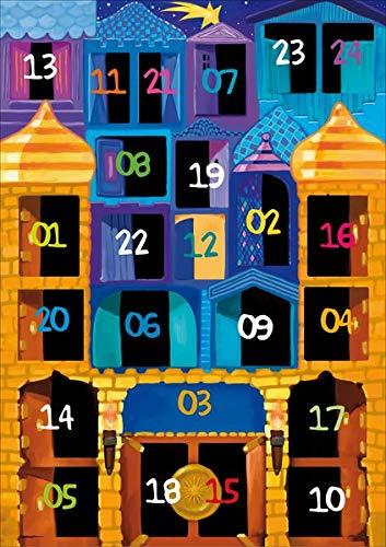 Macht zu die Tür: Arnos neuer Aktions-Adventskalender