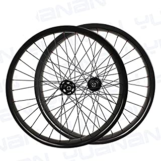 Sywtz Full Carbon Fatbike Wheels Snow Wheels 65/80/90mm Width Bicycle Wheel Rims Fat Bike