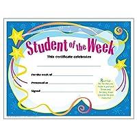 Trend Enterprises Inc. T-2960BN Student of The Week Colorful Classics Certificates 30 per Pack 6 Packs [並行輸入品]
