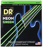 DR Strings HI-DEF NEON Bass Guitar Strings (NGB5-40)
