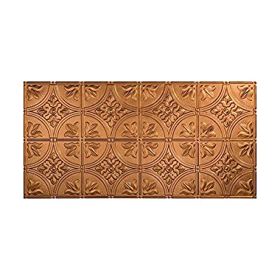 FASÄDE - Easy Installation Traditional Style/Pattern #2 Glue Up Ceiling Tile/Ceiling Panel