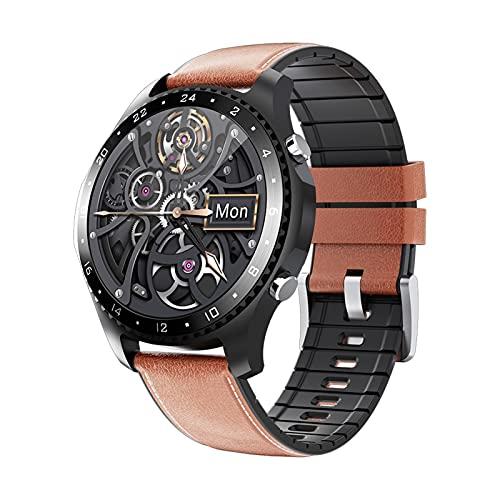 Smart Watch Make/Responder Llame, Sport Smart Watch for Hombres Mujeres, Salud y Fitness Tracker con Monitor de sueño, Reproductor de música, Recordatorio de Mensajes de Aplicaciones, Reloj intelige