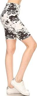 Best floral biker shorts Reviews