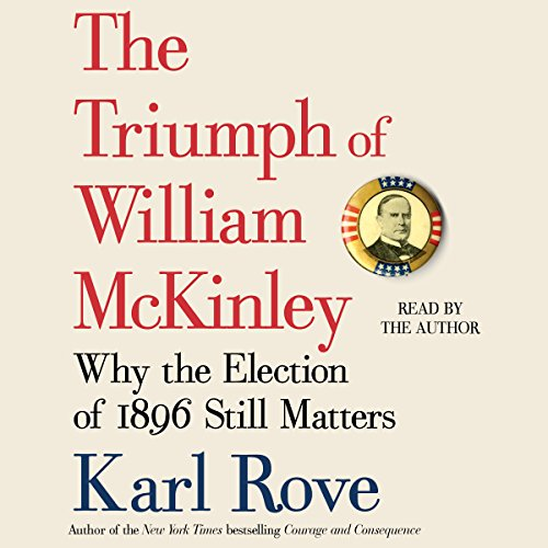 The Triumph of William McKinley cover art