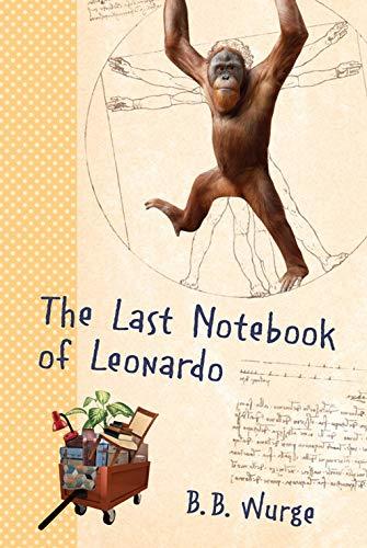 Image of The Last Notebook of Leonardo (LeapKids)