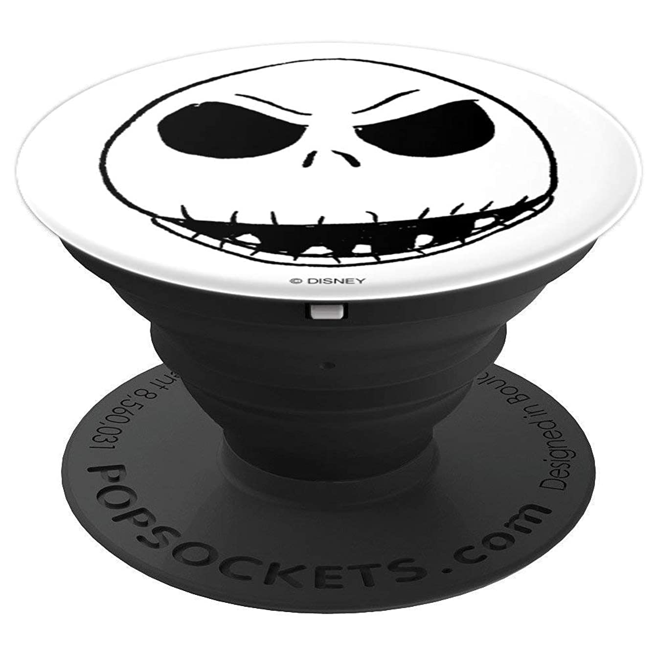 Disney Nightmare Before Christmas Jack face PopSocket - PopSockets Grip and Stand for Phones and Tablets