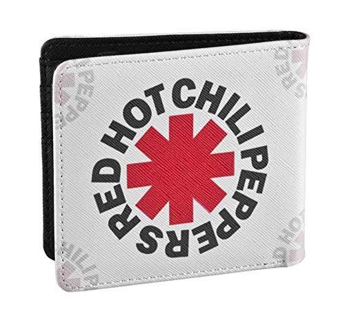 Red Hot Chili Peppers Brieftasche Weiß Asterisk Band Logo Nue offiziell Weiß