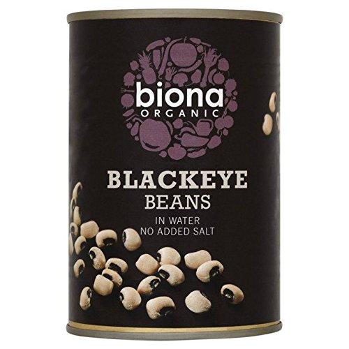 Biona Organic Blackeye Beans in Water - 400g