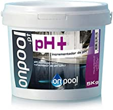 Onpool - Elevador/Incrementador/Aumentador de pH+ 5 Kg para