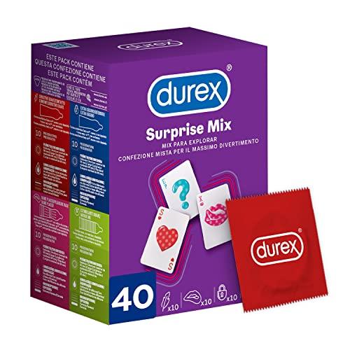Preservativos Surprise Me