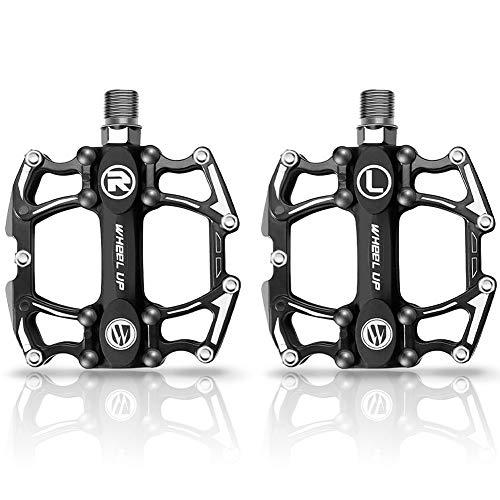 Flache Plattform Fahrradpedale Radfahren Komponenten Ersatz Fixed Gear Bike