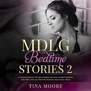 MDLG Bedtime Stories 2 audiobook cover art