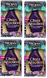 Chain Reaction Personal Lubricant, 2.7 Fluid Ounce, 2 Boxes