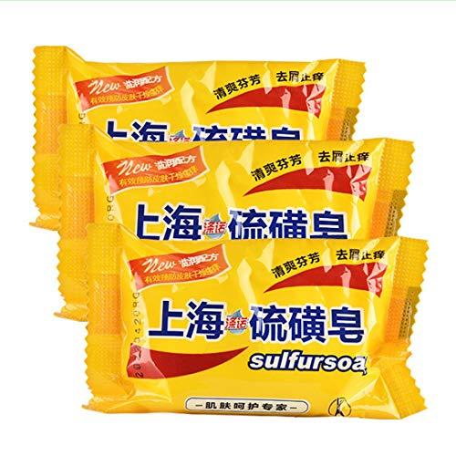 Formulaone Shanghai Eliminación de jabón de azufre Jabón de ácaro Azufre Composición...