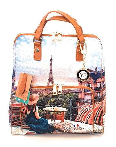 Ynot? Backpack Paris View