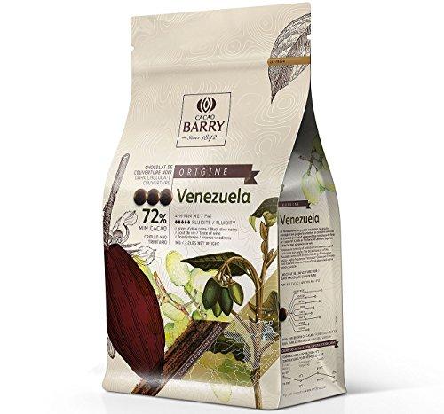 Cacao Barry 1kg 72{bea896e8c89a97849eda2a09b506fcec6e3bc5af0c1853ac5bfd71a300d28bf7} Venezuela Easimelt