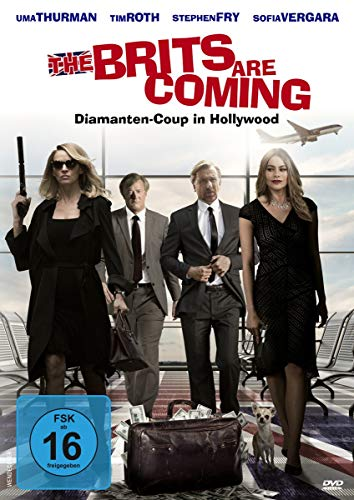The Brits are coming - Diamanten-Coup in Hollywood