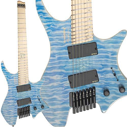 Strandberg Boden J7 RAS LOCK BanG Dream! RAISE A SUILEN 朝日六花モデル 7弦ギター ストランドバーグ