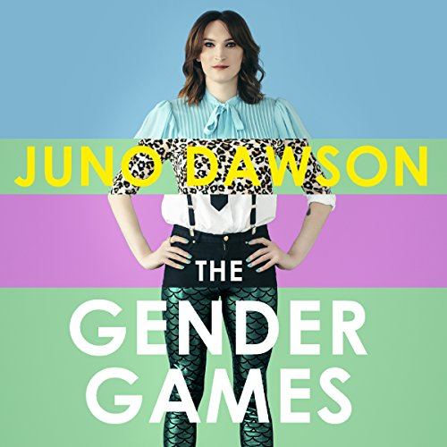 The Gender Games audiobook cover art