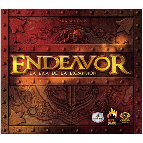 Maldito Games Endeavor - La Era De La Expansión Deluxe (Castellano)