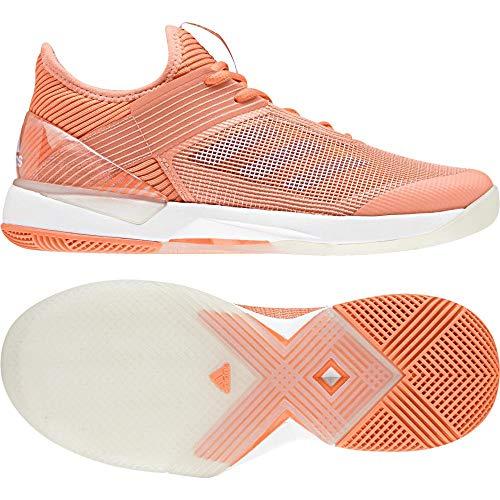 adidas adidas Damen Adizero Ubersonic 3 Tennisschuhe, Orange (Cortiz/Aeroaz/Naalre 000), 36 2/3 EU