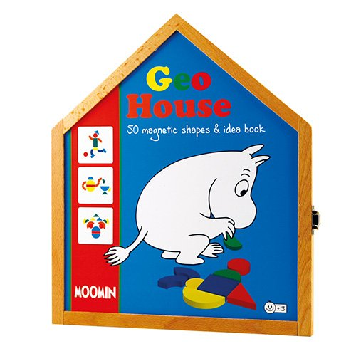 Mumins 7272 - Geohouse (Barbo-Toys)