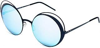 Italia Independent - 0220-009-071 Gafas de sol, Negro, 55 para Mujer