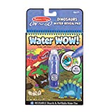 Melissa & Doug Water Wow- Dinosaur | Activity Pad | Travel | 3+ | Gift for Boy or Girl -