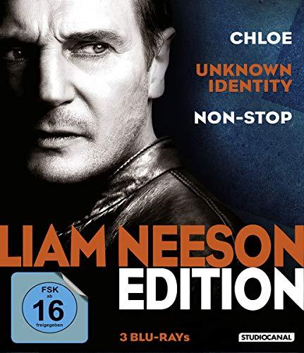 Liam Neeson Edition [Blu-ray]
