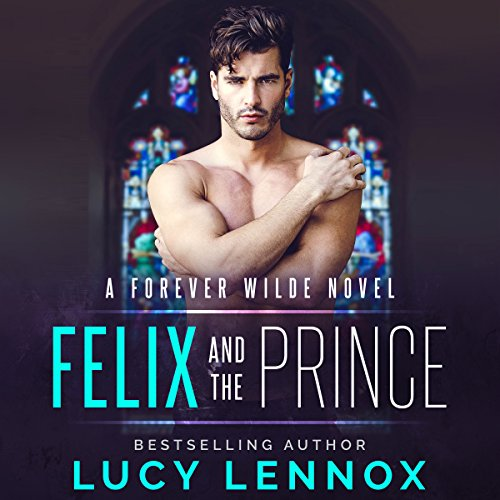 Felix and the Prince audiobook cover art