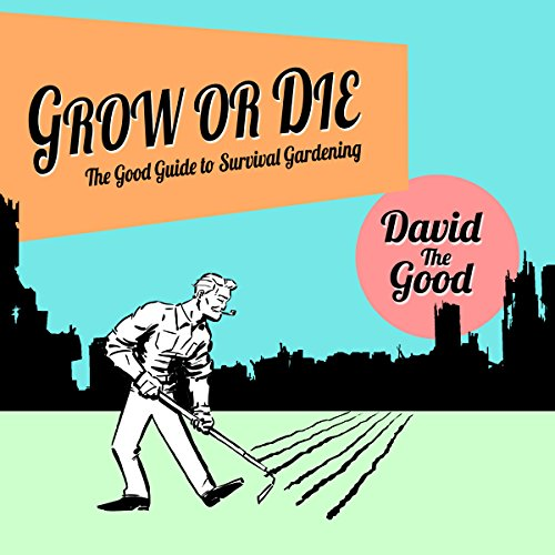 Grow or Die audiobook cover art