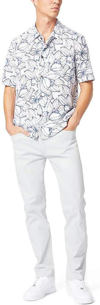 Dockers Men's 35% New product!! OFF Slim Fit Jean All Seasons Cut Pants Tech