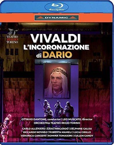 L'incoronazione Sale item di Dario Phoenix Mall -  Vivaldi Blu-ray