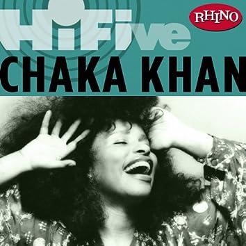 Rhino Hi-Five:  Chaka Khan