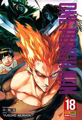 One-Punch Man Volume 18