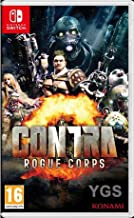 Contra Rogue Corps Nintendo Switch (Nintendo Switch)