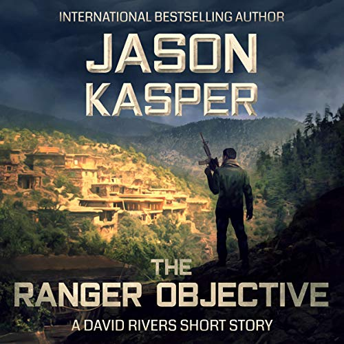 The Ranger Objective audiobook cover art