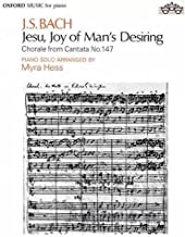 Jesu, Joy of Man's Desiring: Piano solo by Myra Hess (1935-02-14)