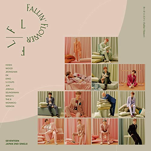 [single]Smile Flower (Japanese ver.) – SEVENTEEN[FLAC + MP3]