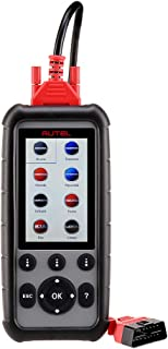 Autel MD806 Pro, OBD2 Scanner Upgraded Version of MD806/MD808 with All System Diagnoses, 7 Special Features, Plus DTC Lookup, Data Playback & Print for DIYers and Mechanics